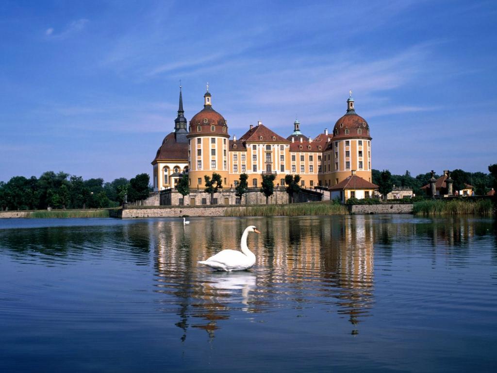 Замок Вишеринг (Vischering Castle), Германия