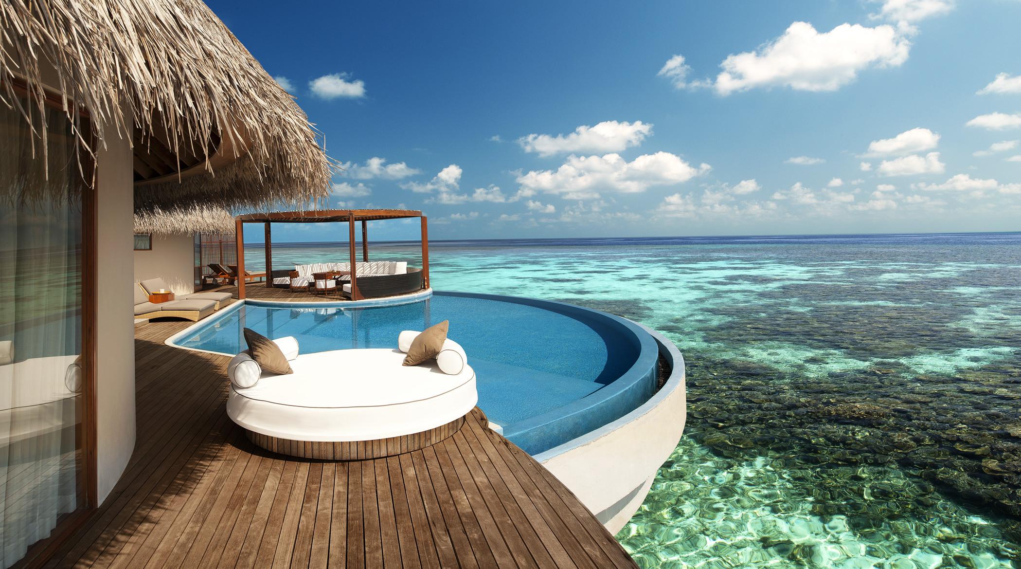 Королевский Остров-Курорт, Мальдивы