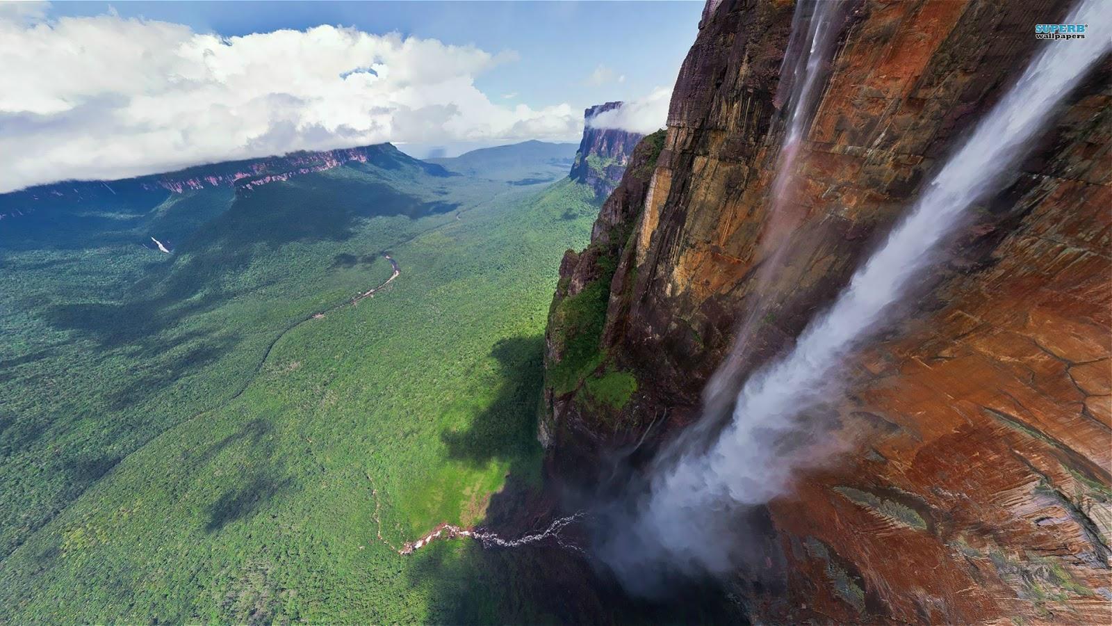 Venezuela, Angel Falls