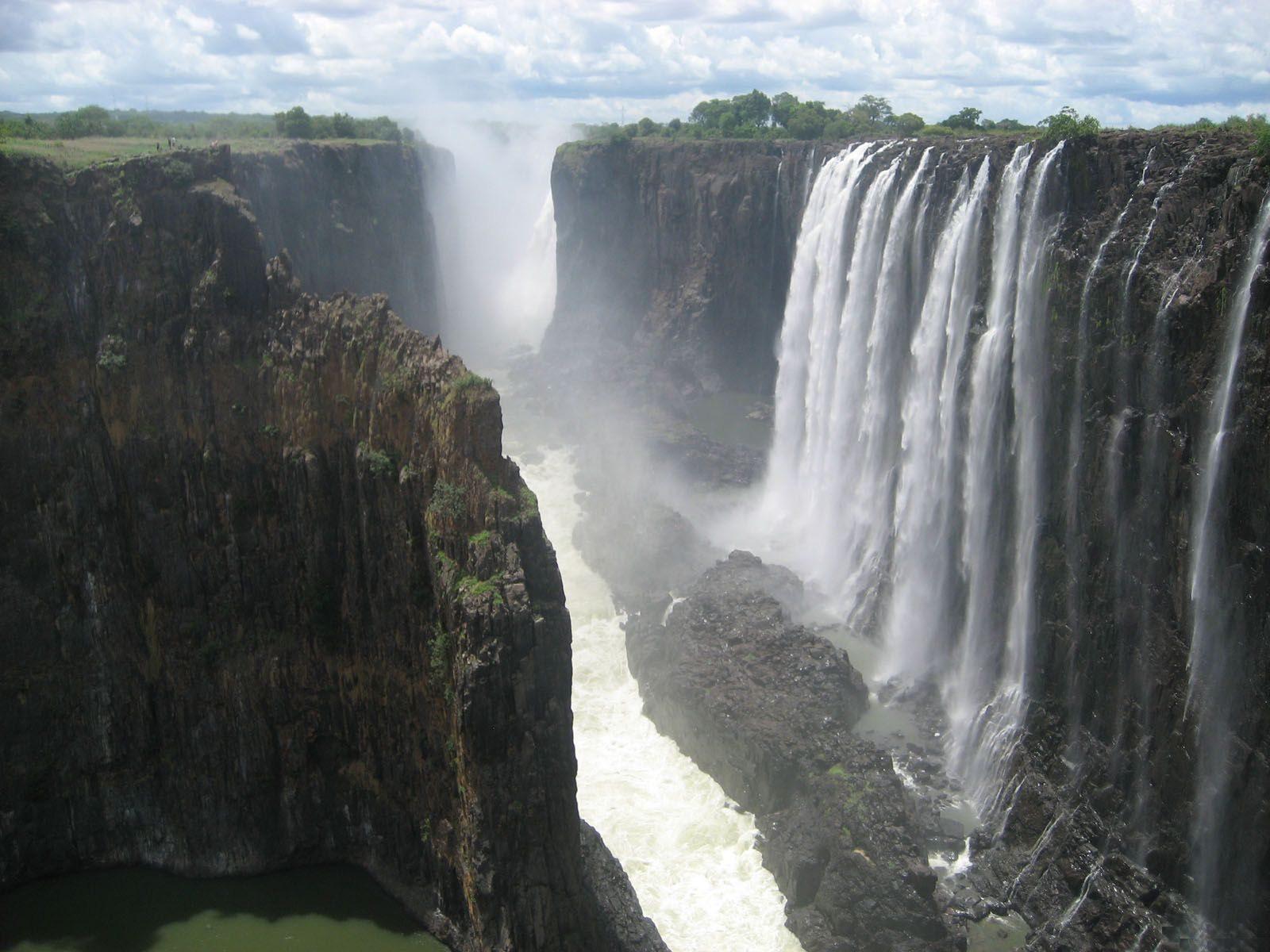 водопад Виктория, Victoria falls