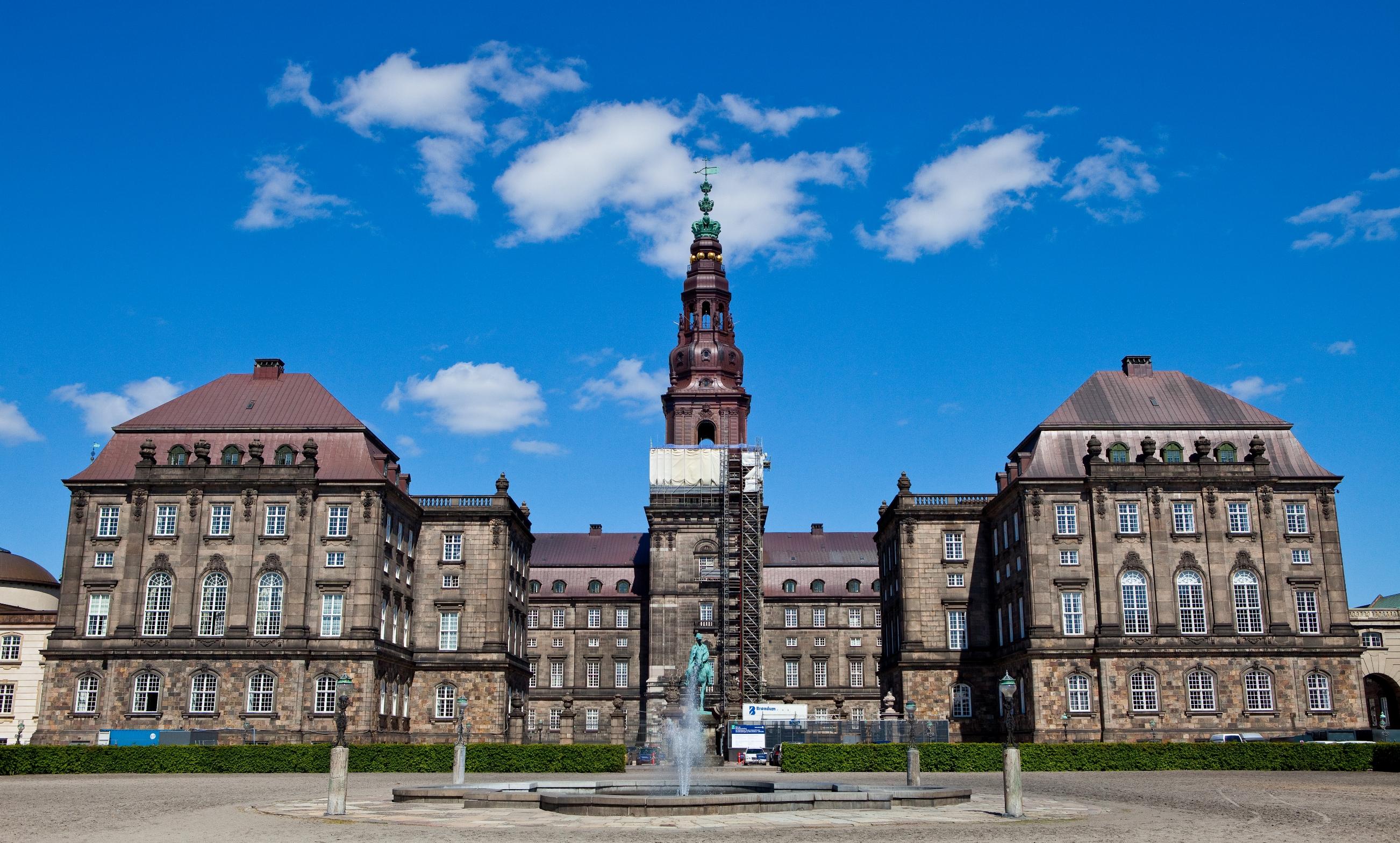Christiansborg.Palace