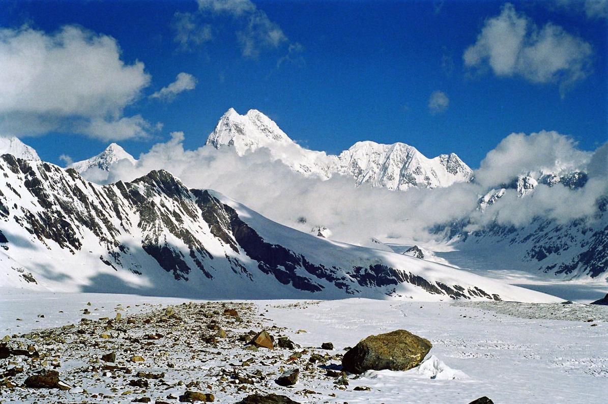 Ismoil-Somoni-Peak-Tajikistan