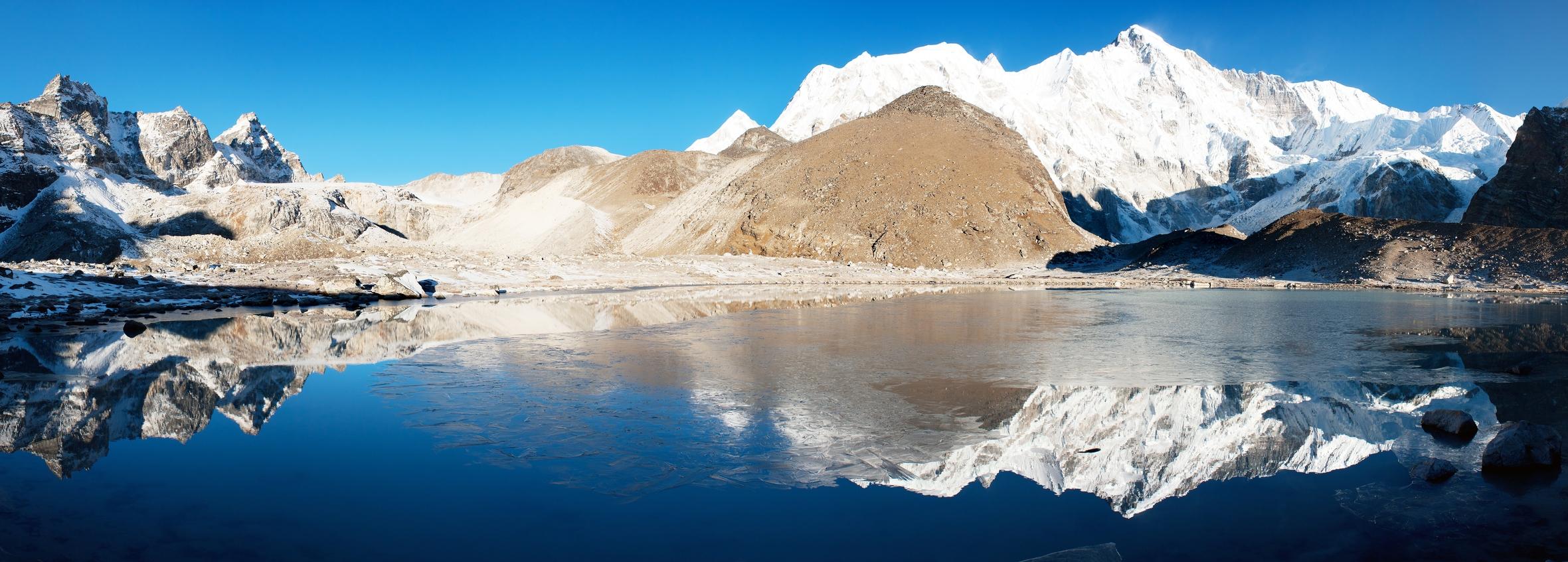 Гималаи-Эверест