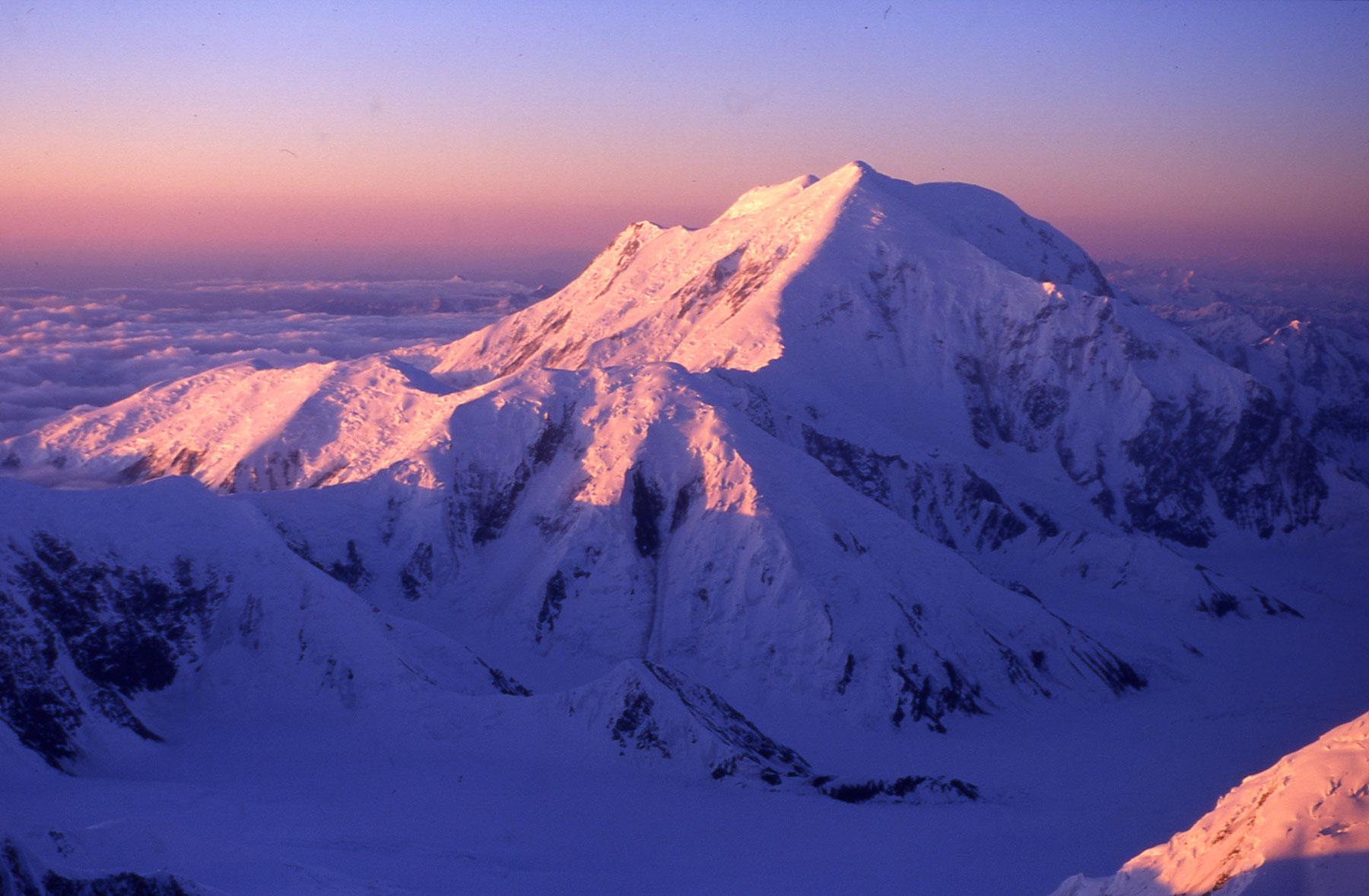 Mount-McKinley-alaska