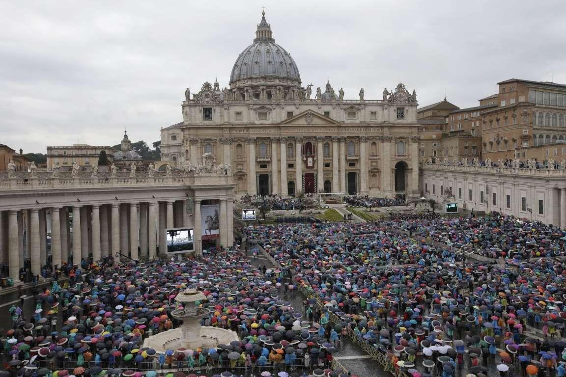Пасха -Ватикан