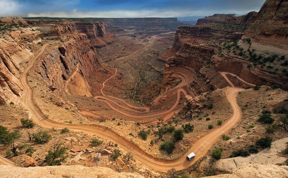 каньон-штат-юта