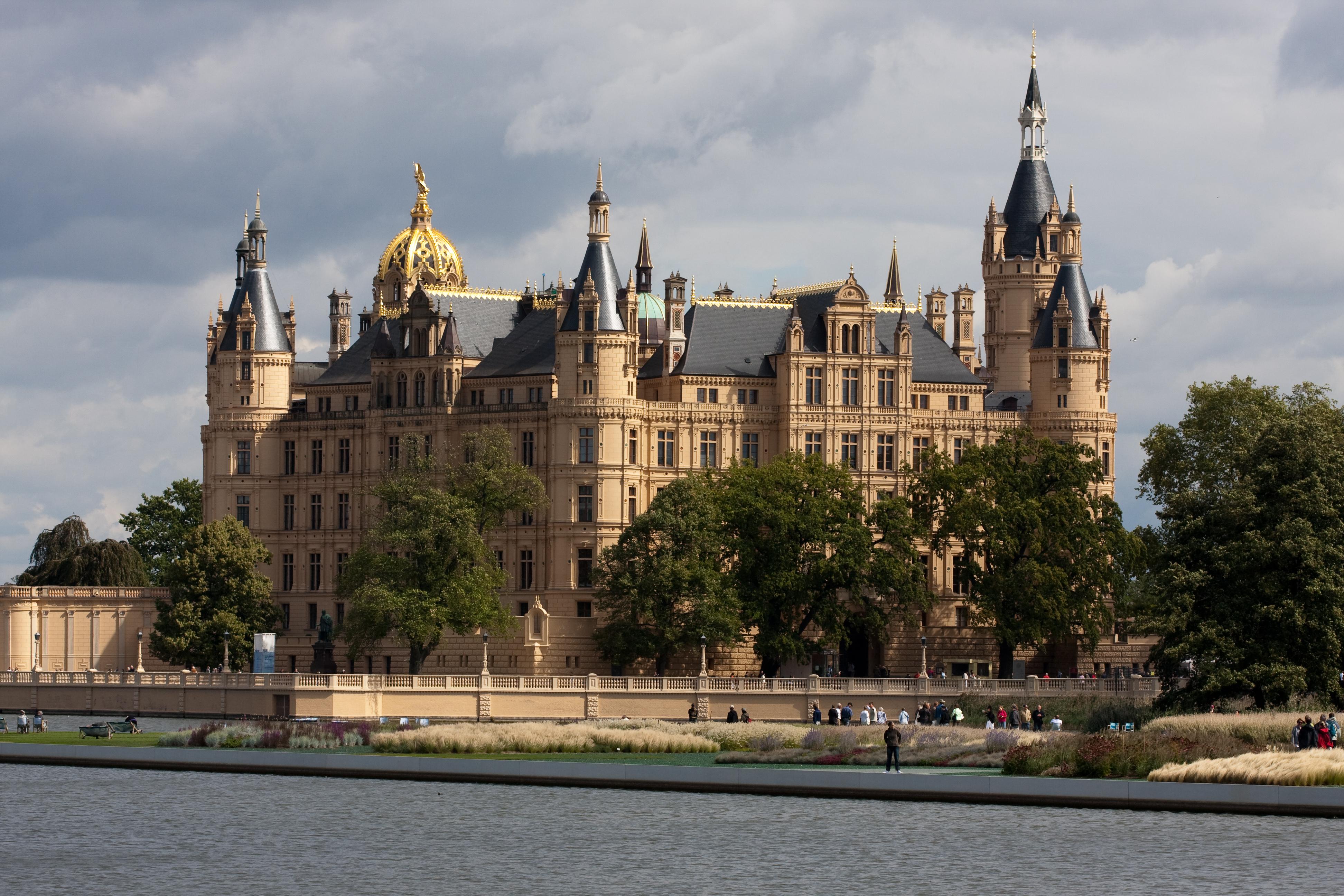 Schwerin.Castle