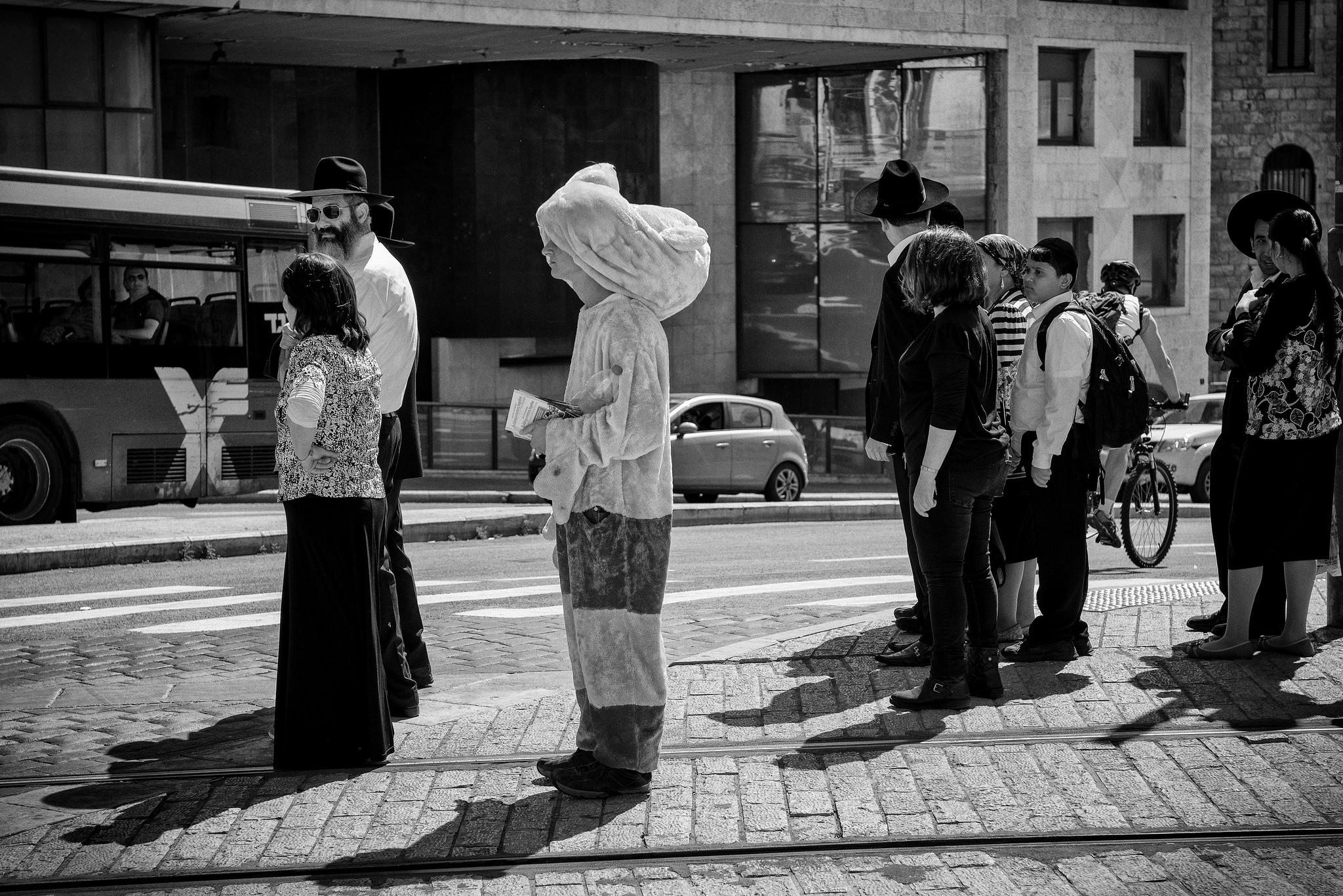 Люди в Израиле