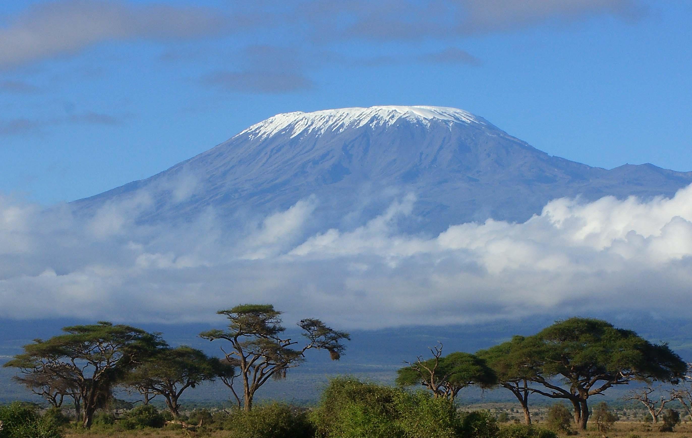 Африка-Килиманджаро-Танзания