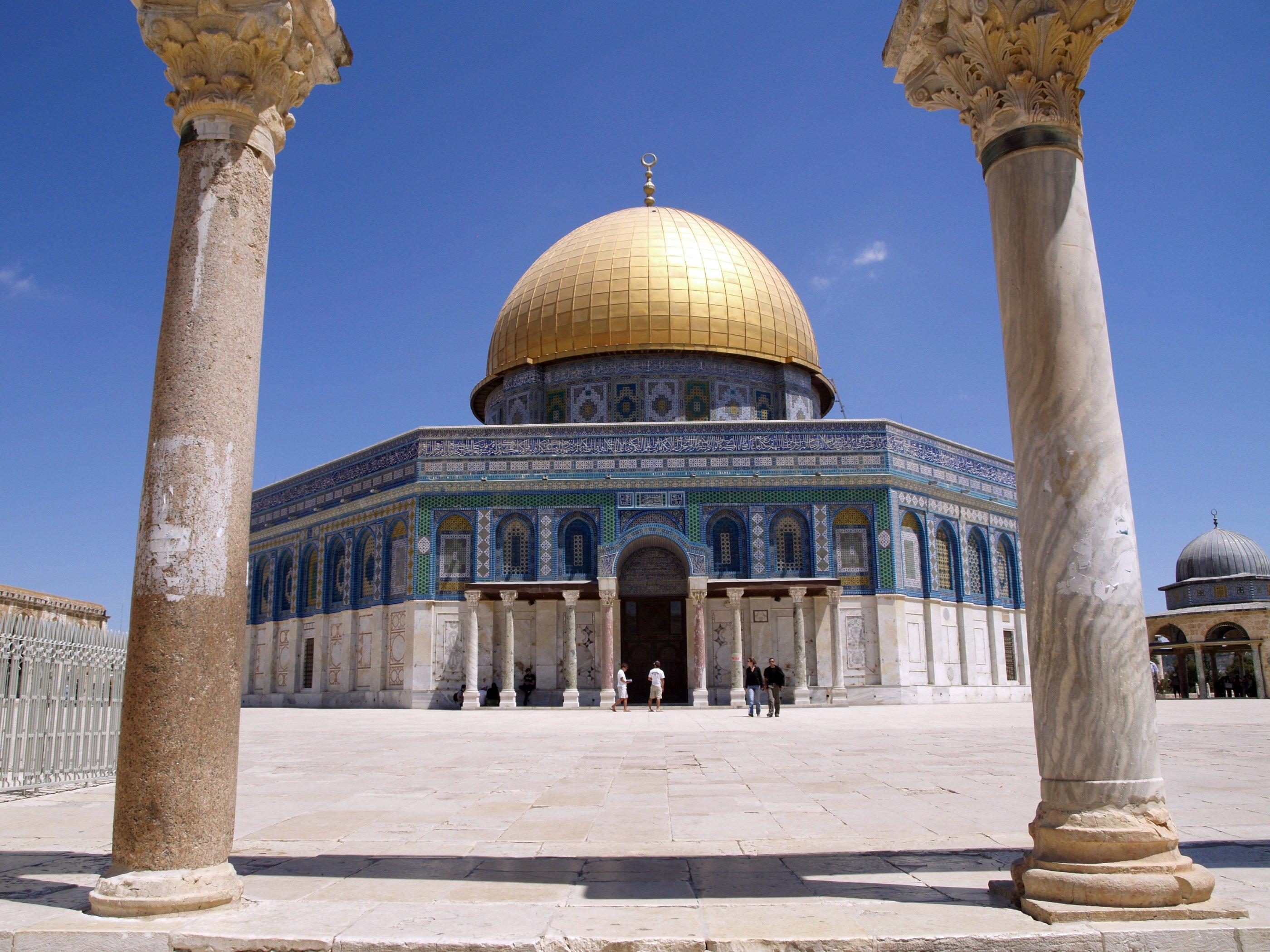 святыня Ислама - Куббат