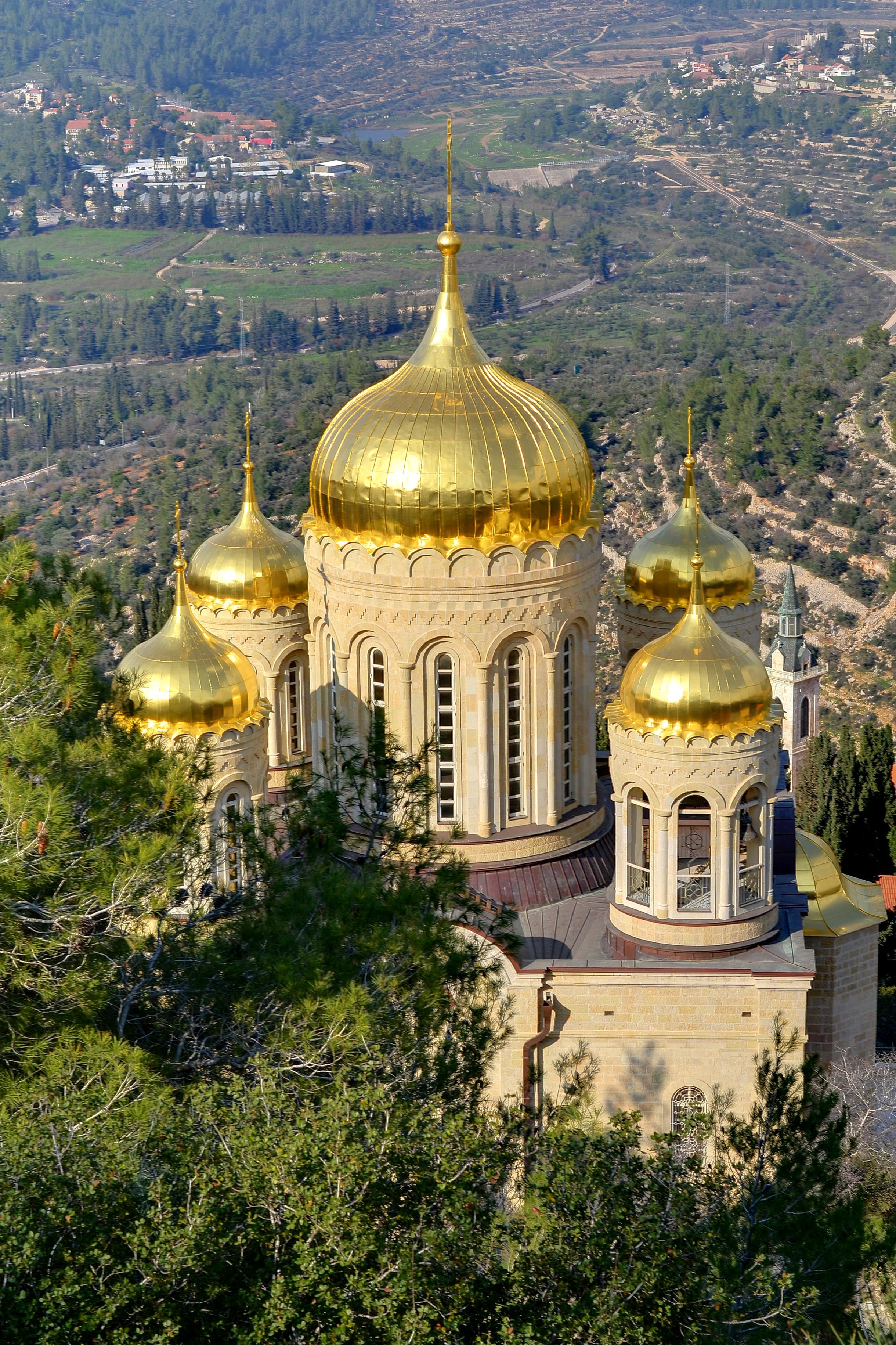 православная-церковь-в-иерусалиме