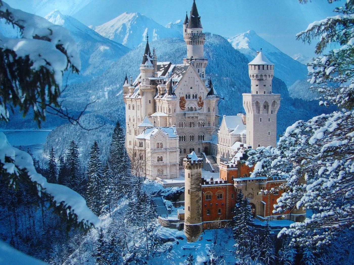 Germany-noyshvanshtein-castle