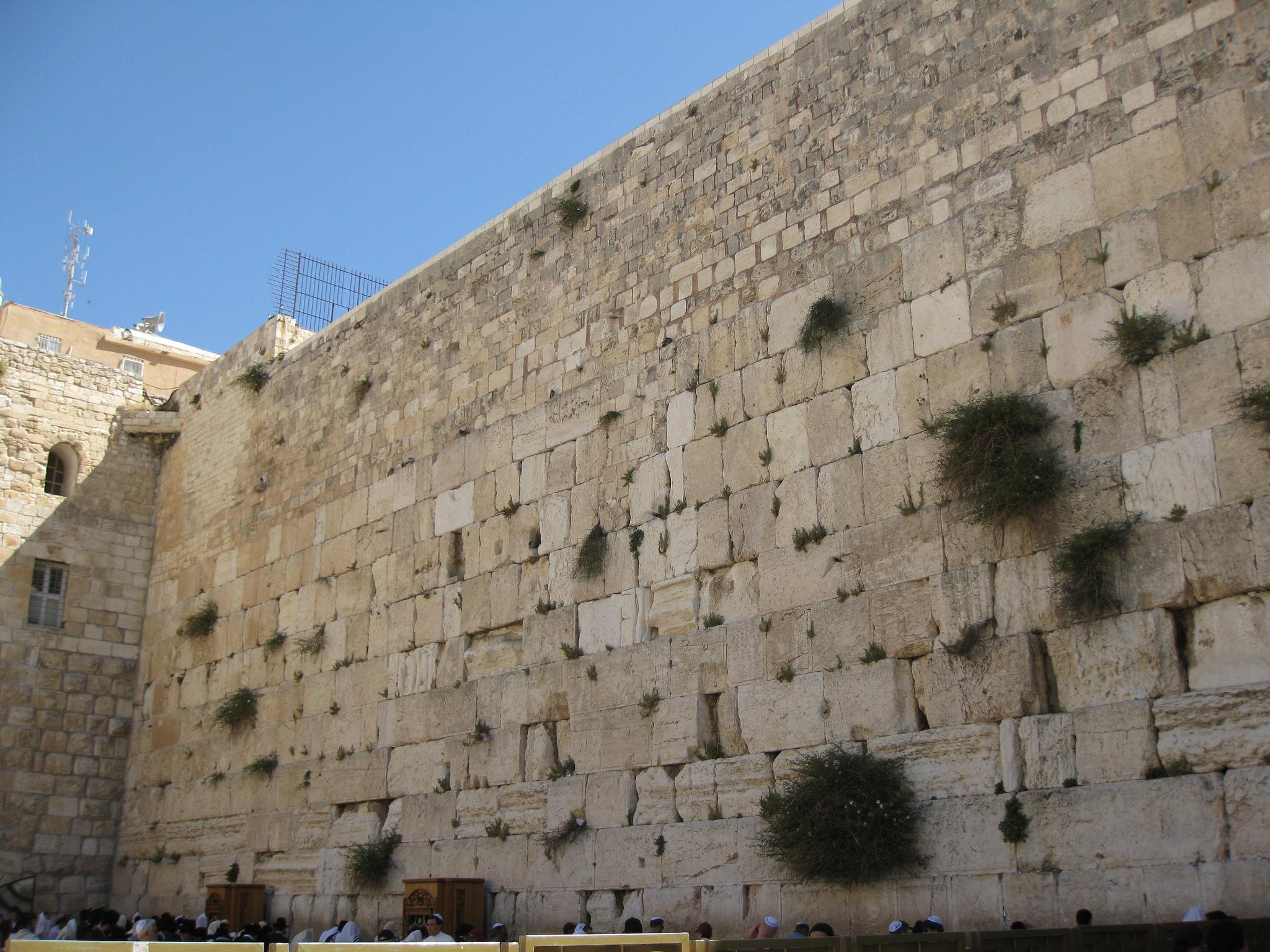стена-плача-иерусалим