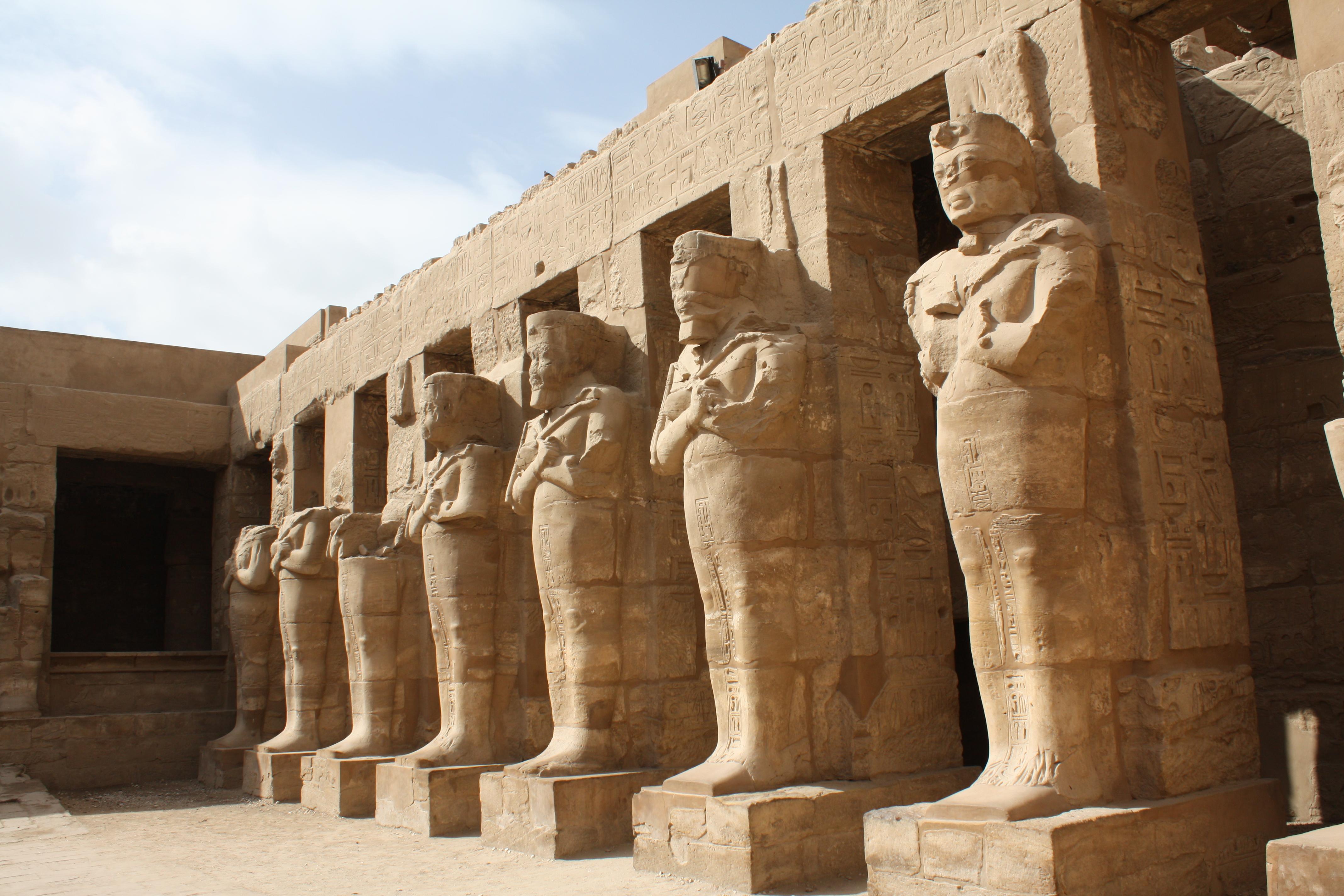 Karnak.Temple-of-Karnak