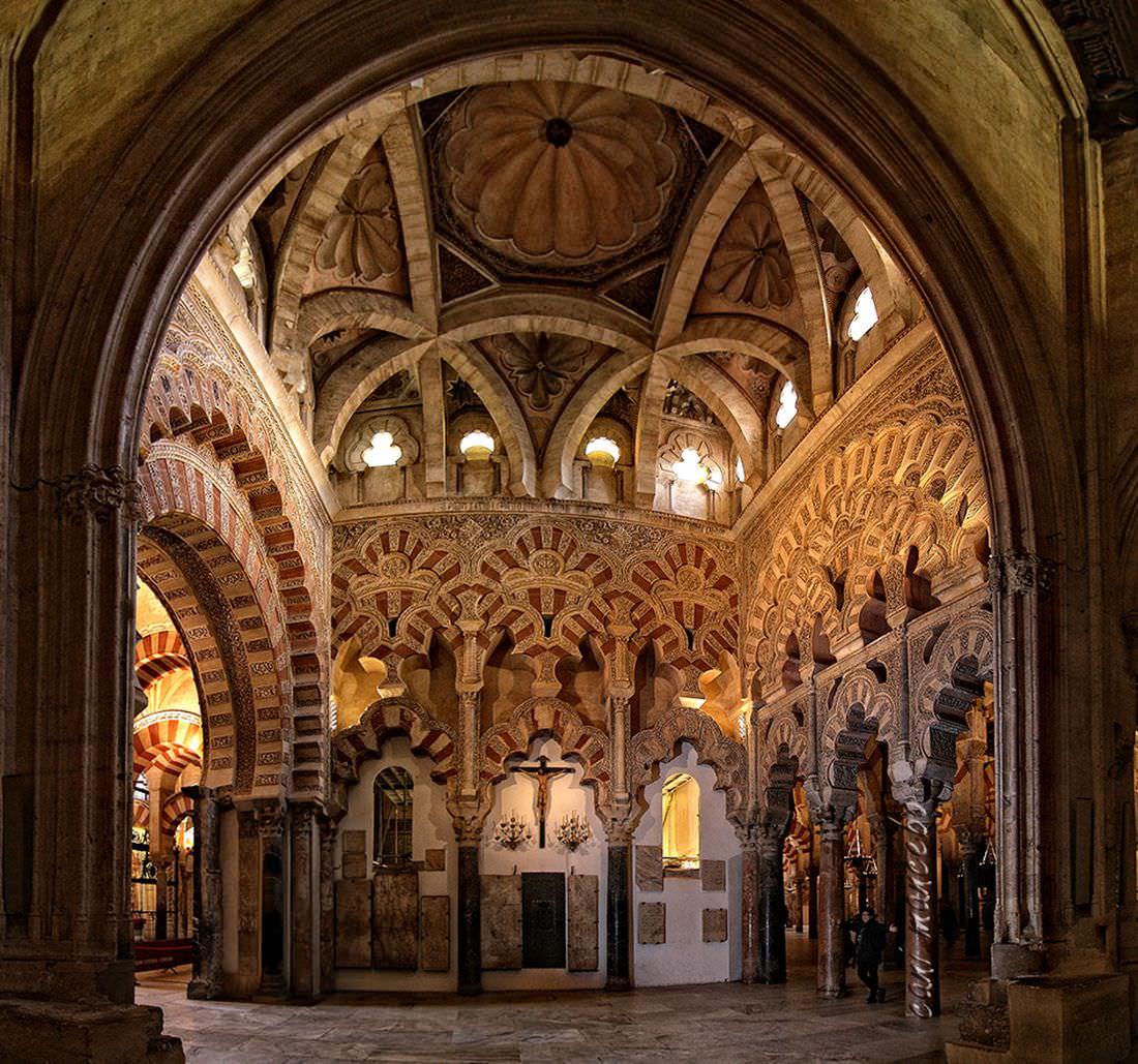 Mezquita-sobor-mechet-v-cordove-ispanija
