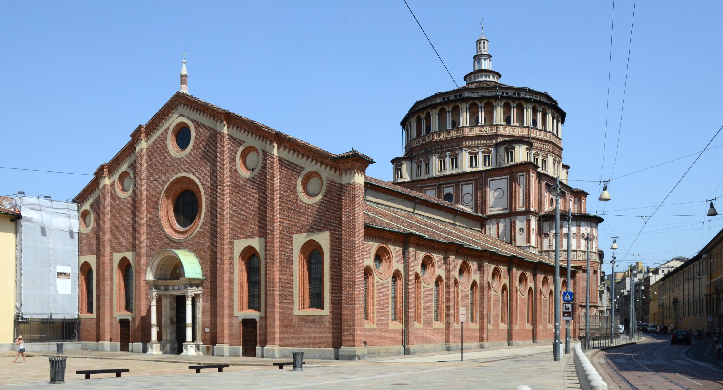 Santa_Maria_delle_Grazie_Milan