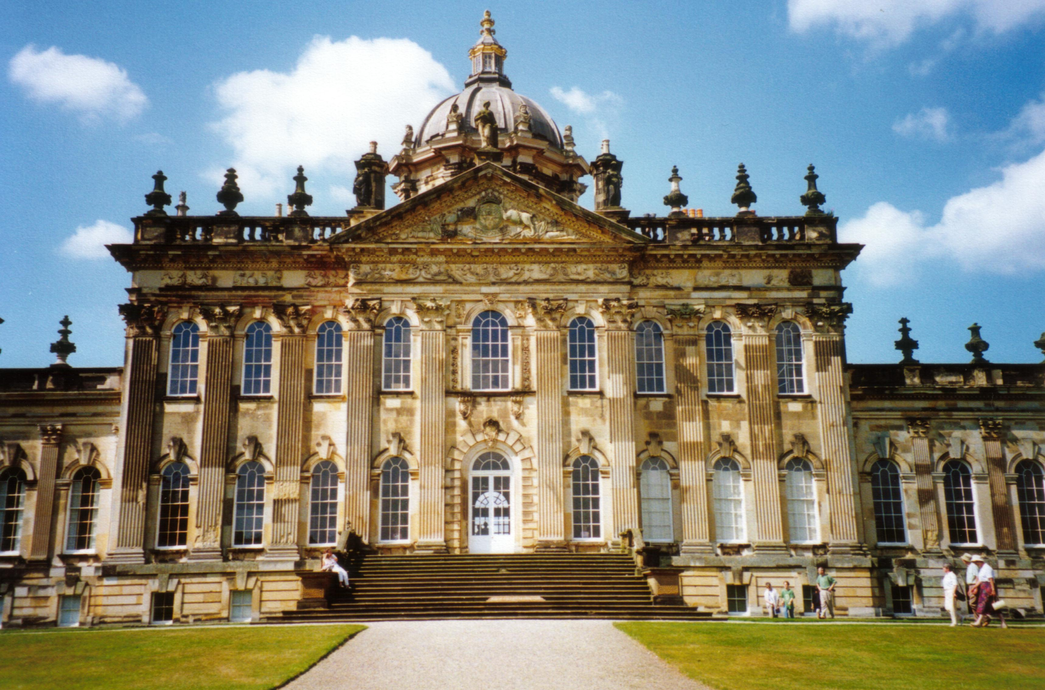 Castle Howard влизи