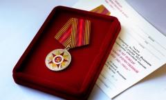 юбилейная медаль-70 лет Победы
