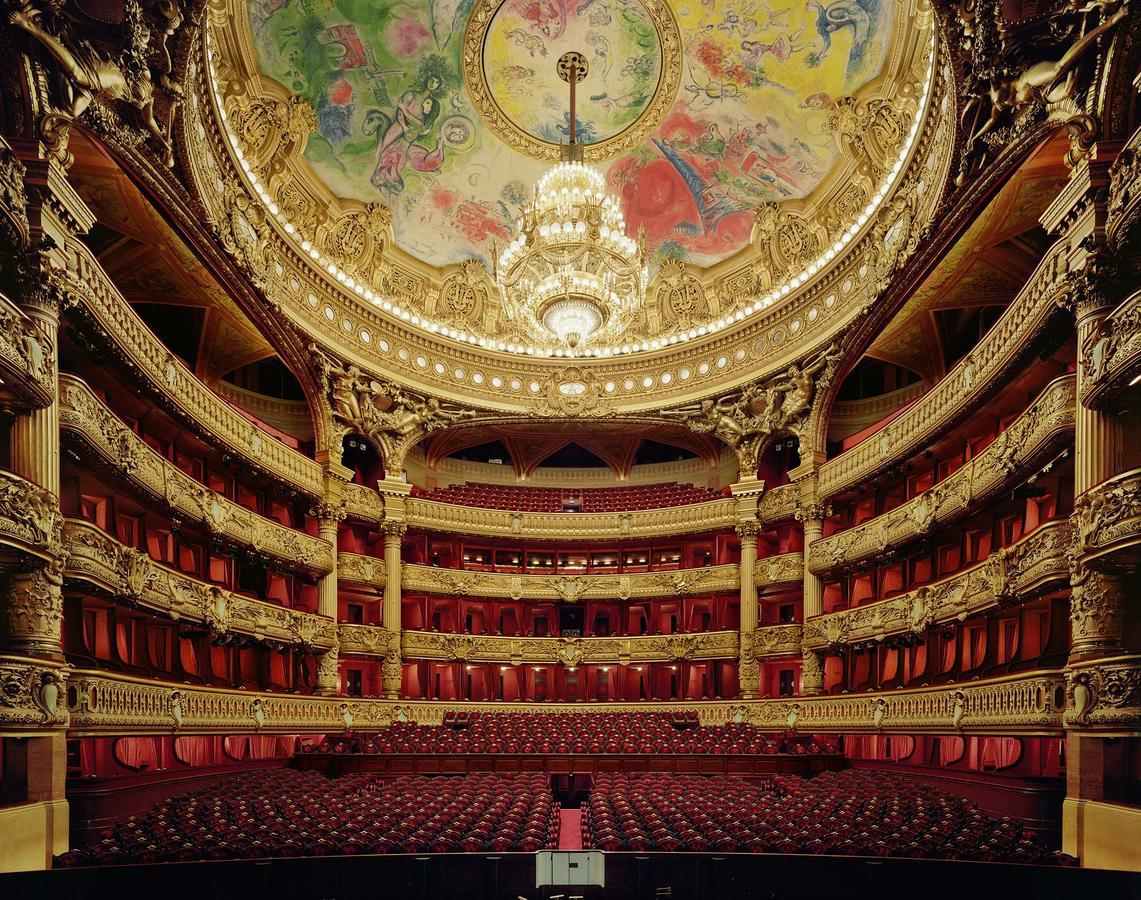 Гранд-опера-театр-Парижа