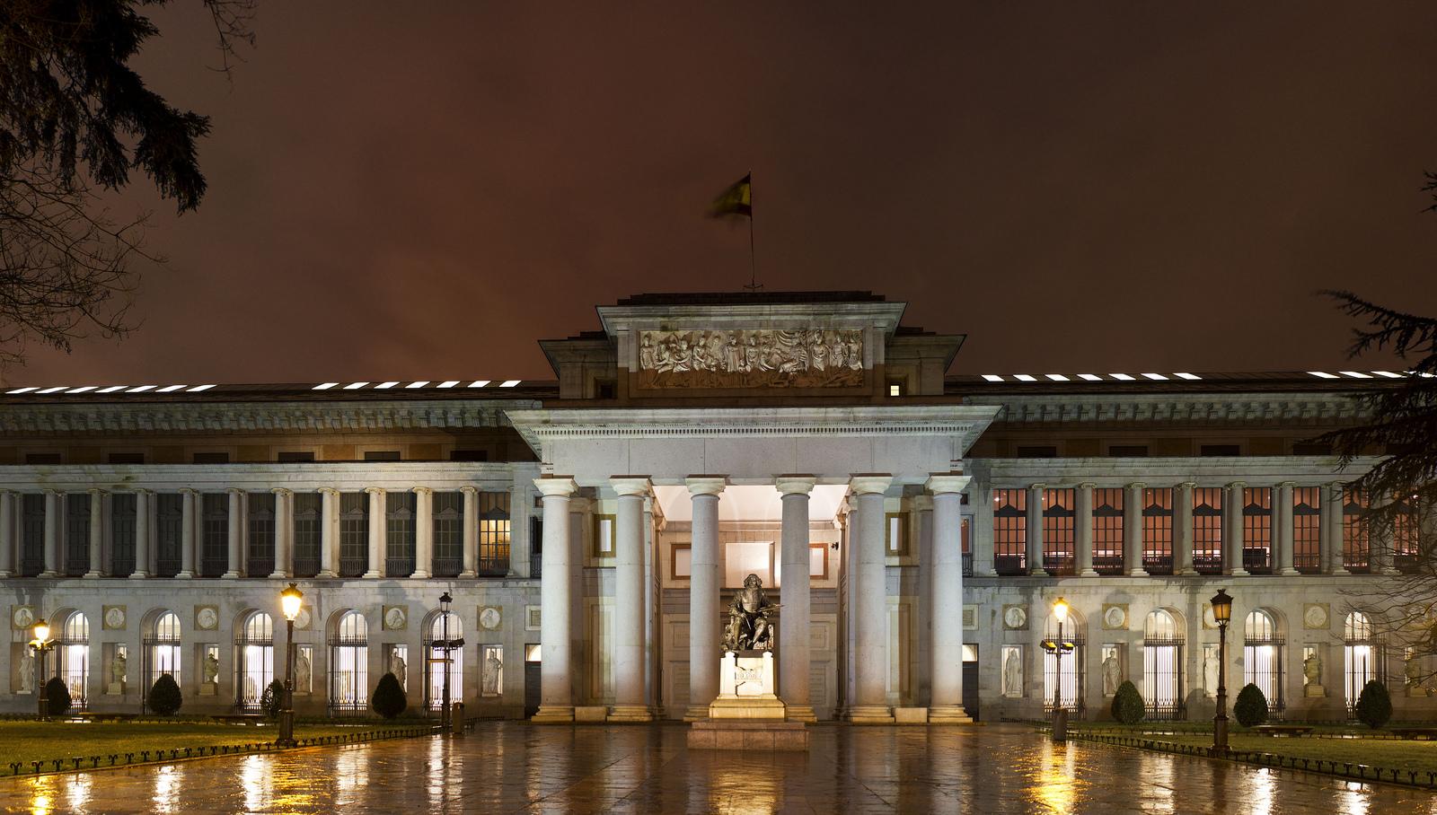 музей Прадо, Мадрид, Испания