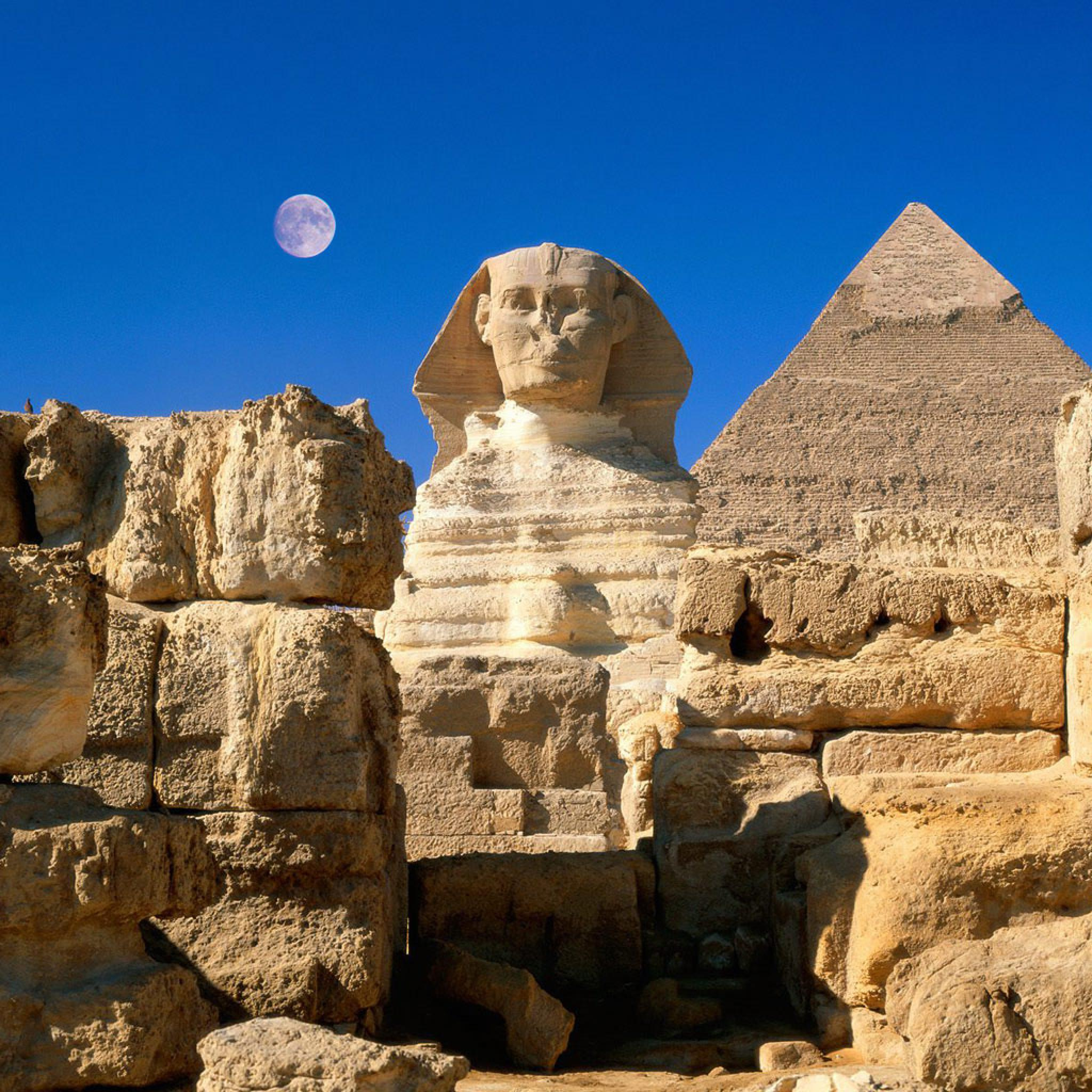 The_Great_Sphinx_Of_Giza_Egypt