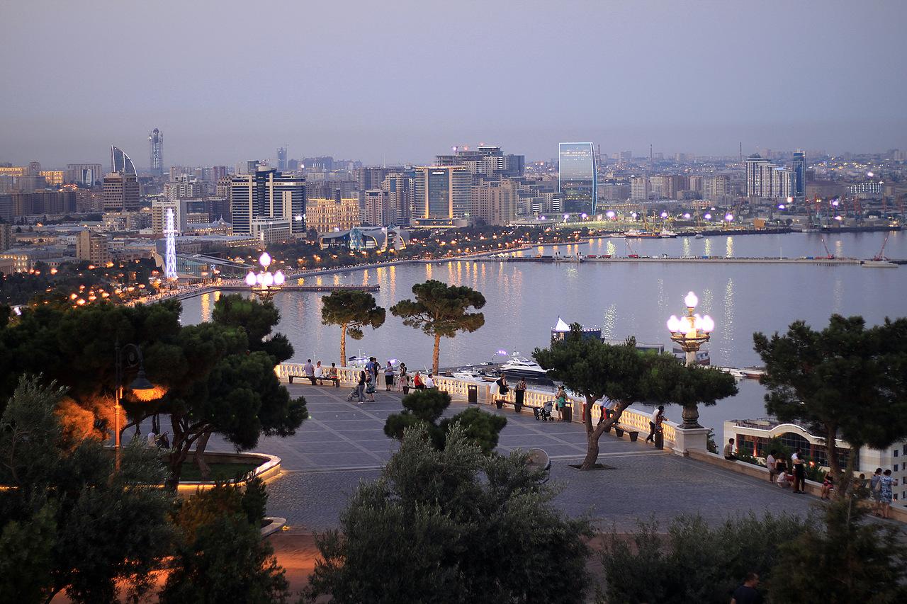Баку-Азербайджан