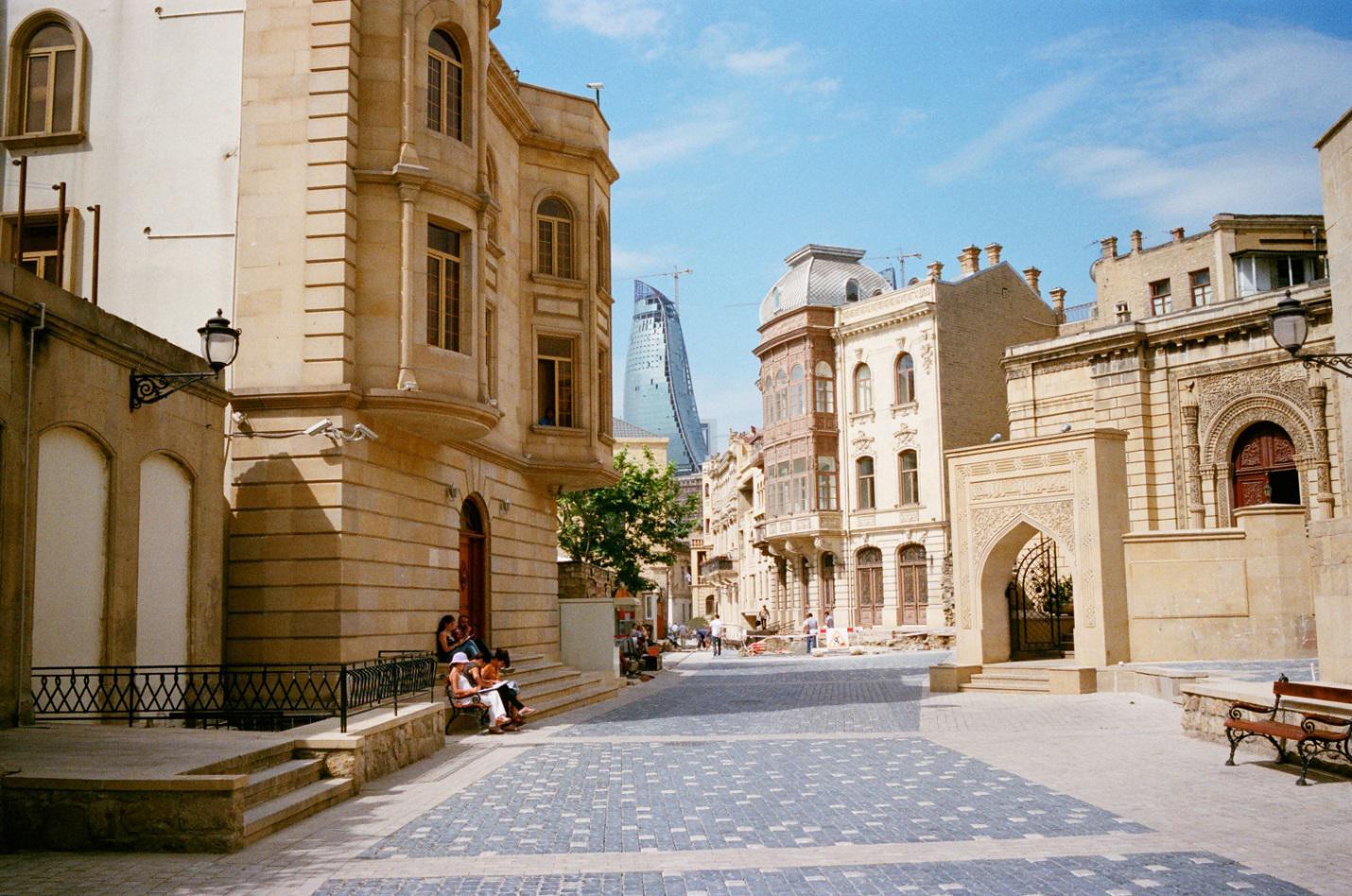 Баку_Старый_город