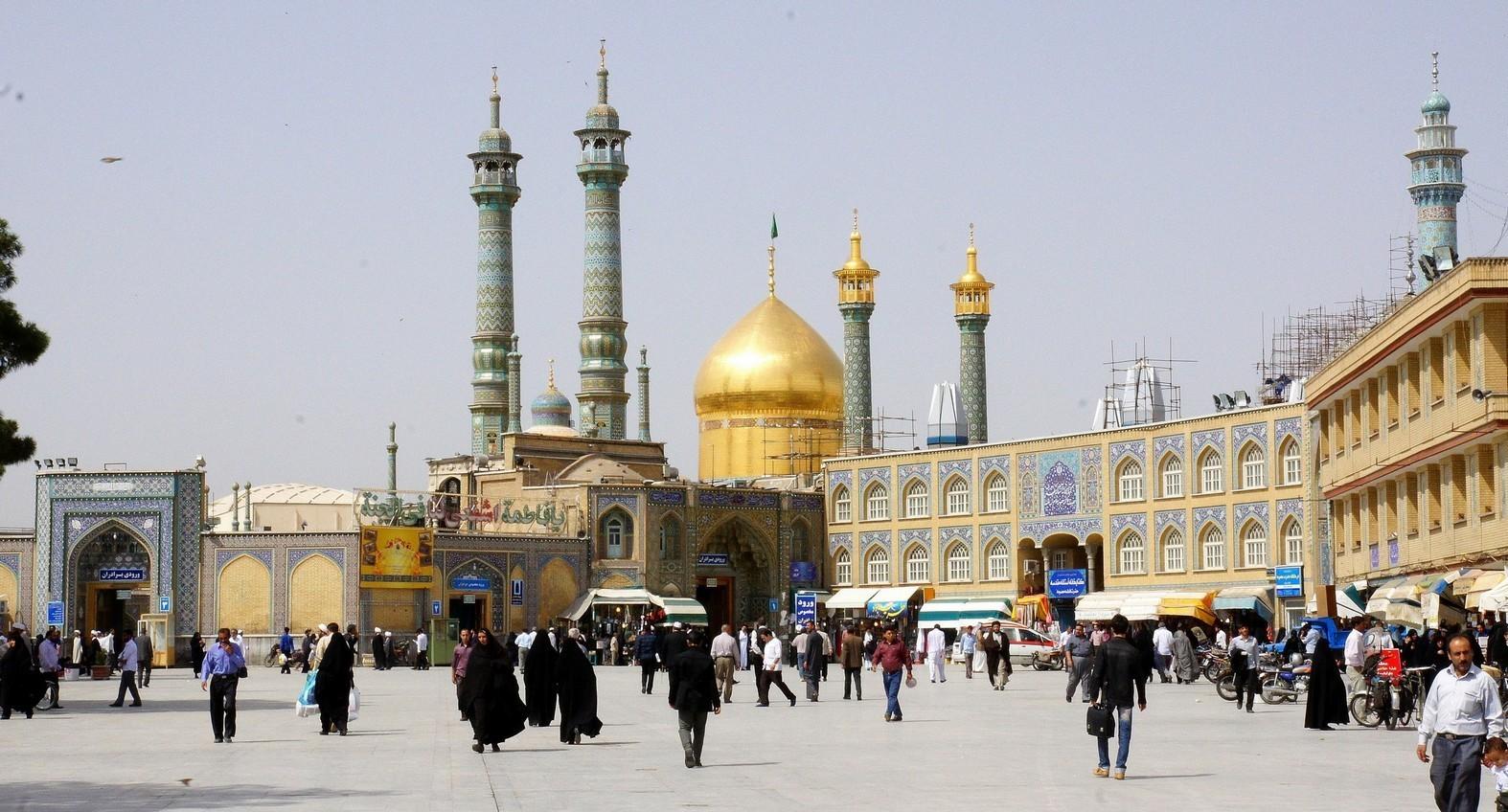 мечеть_Иран