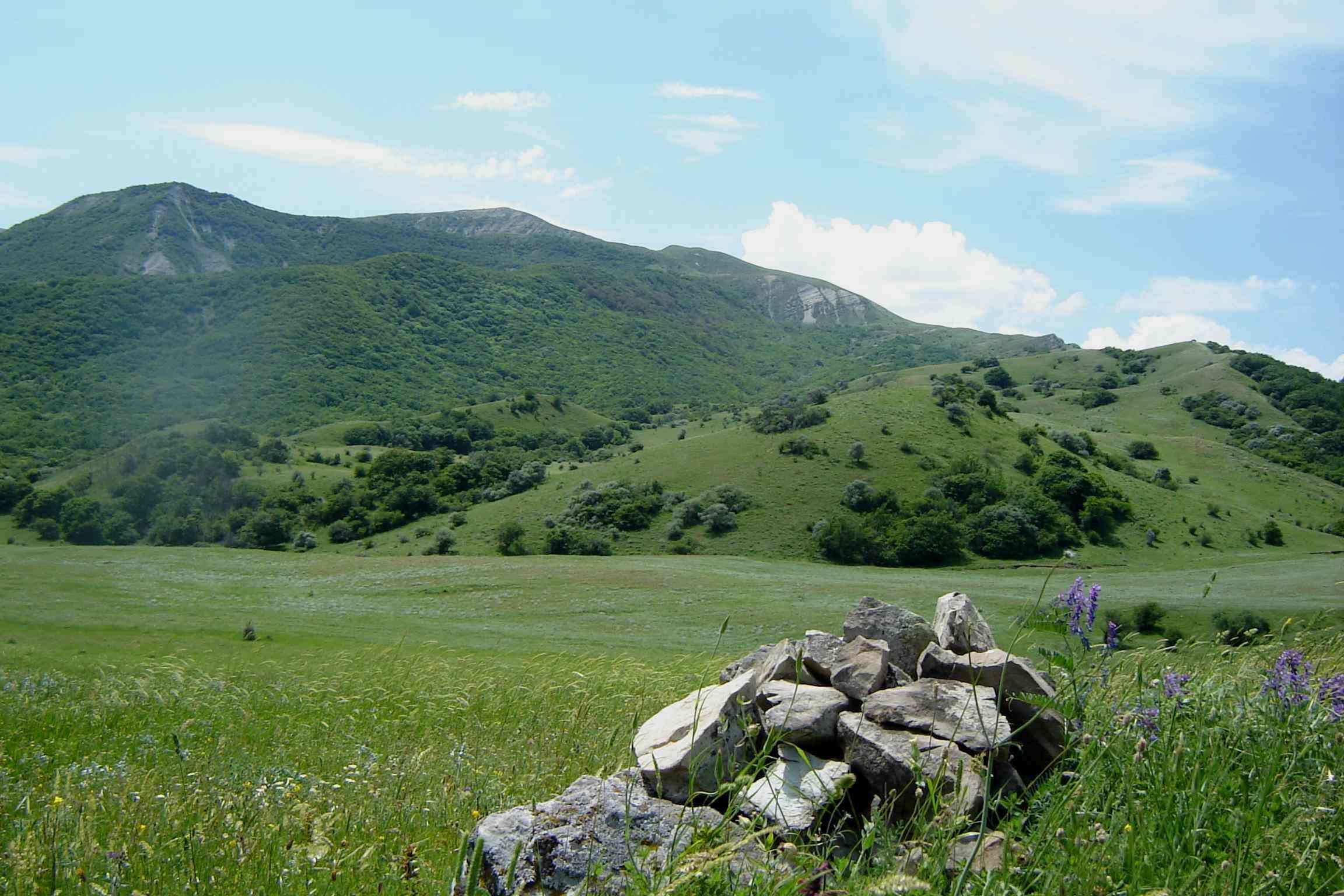 азербайджан-природа