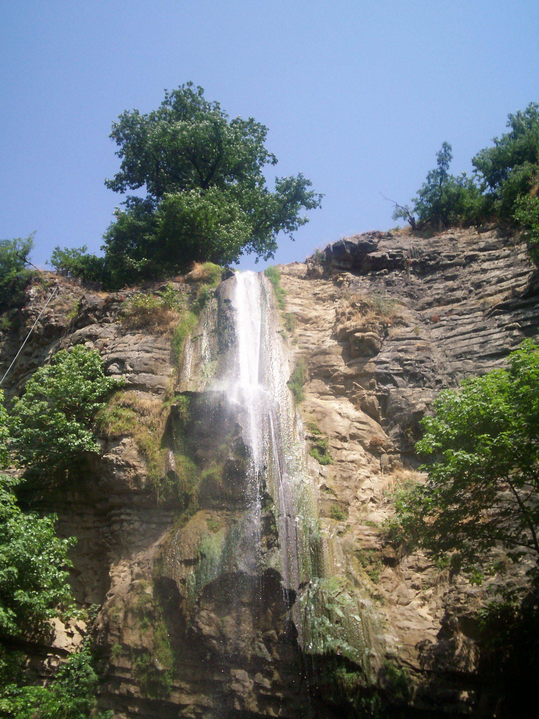 водопады-ущелья-азербайджан