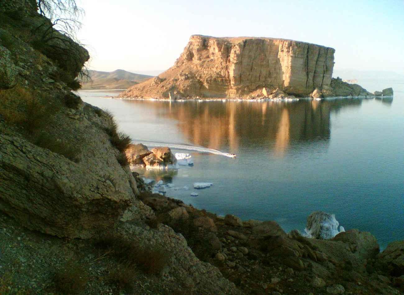 озеро_Урмия_Иран