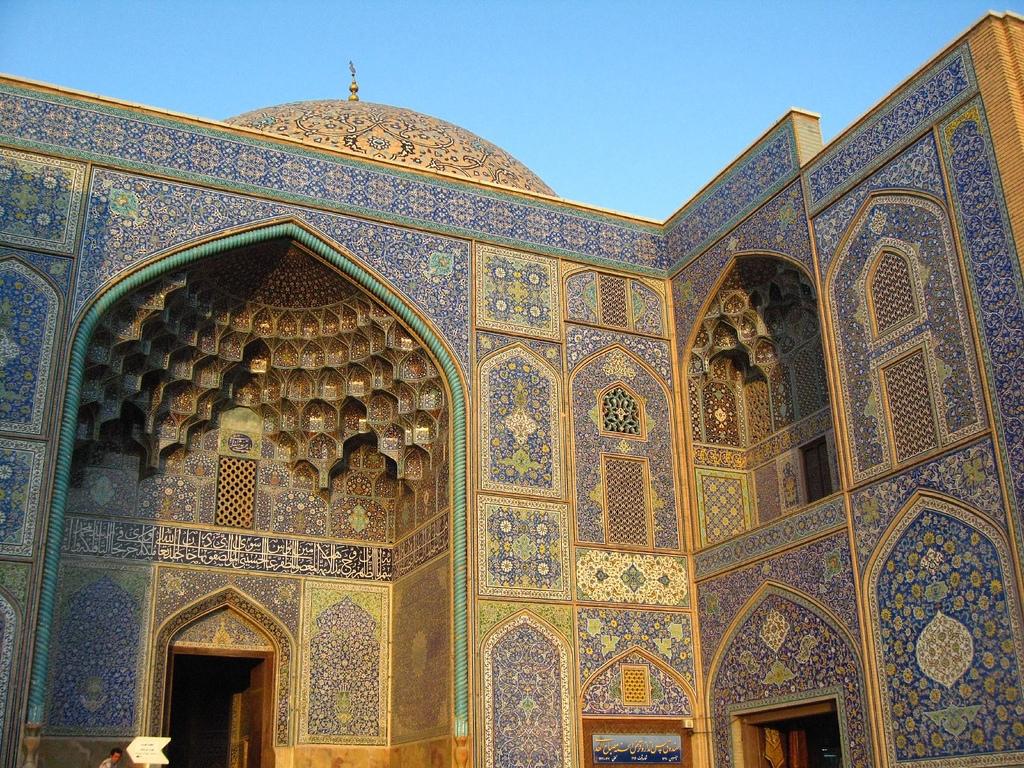 sheikh-lotfullah-mosque-in-isfahan-iran