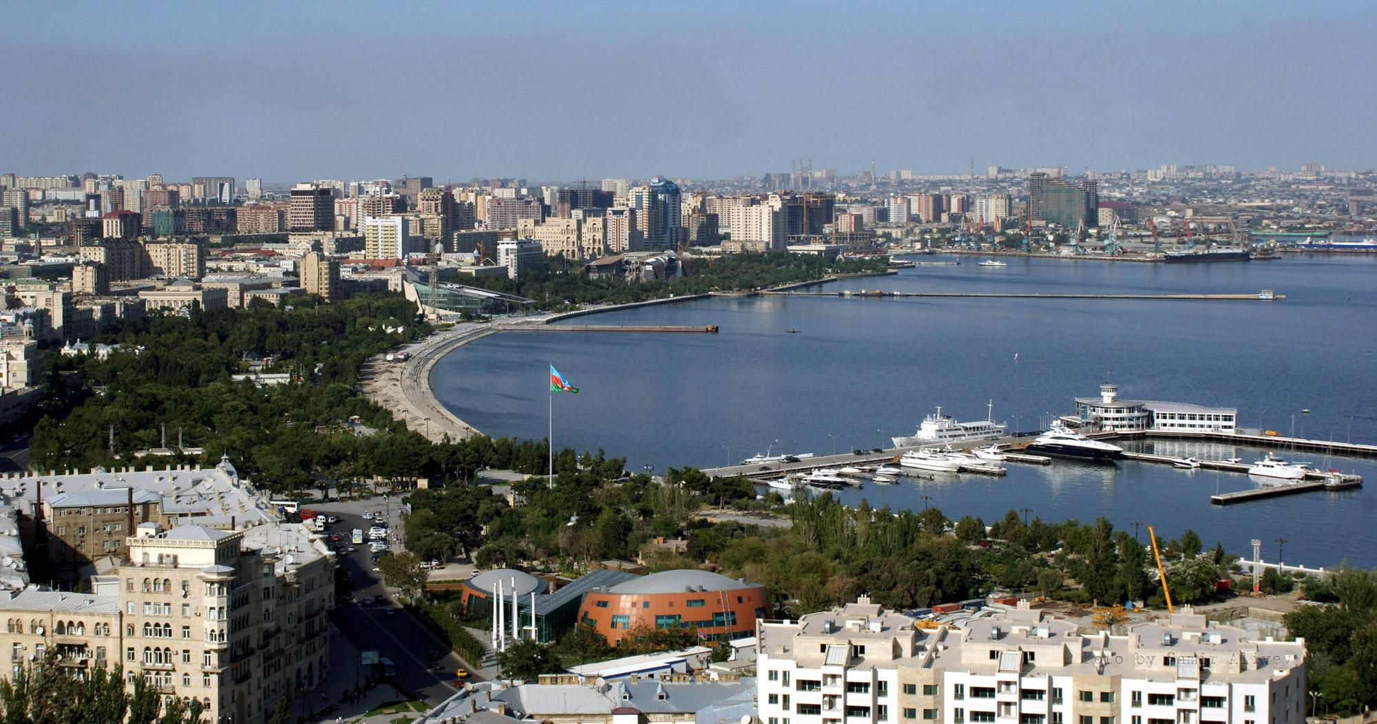 Baku-Azerbajdjan