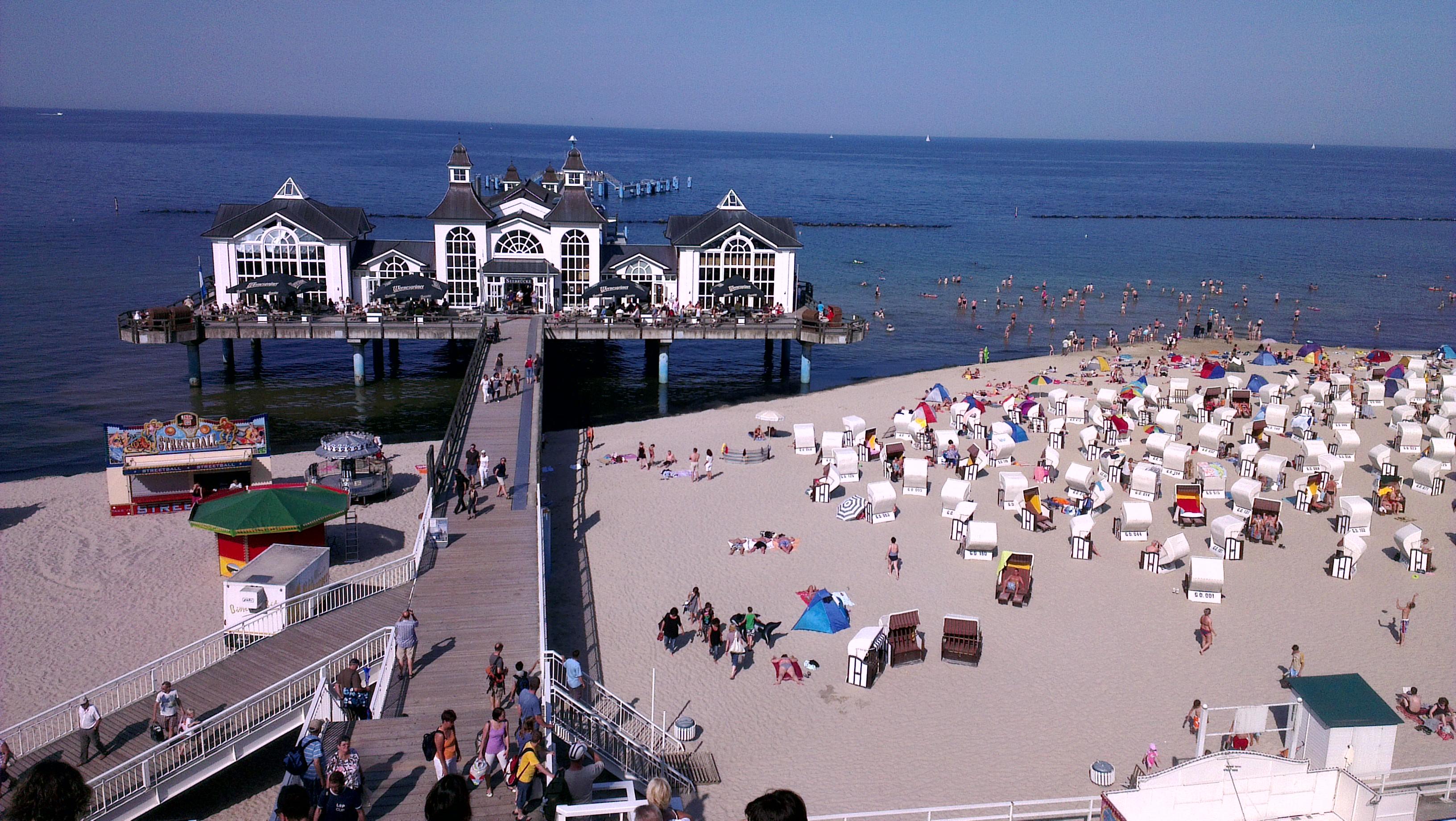 пляж_прора_германия_остров_рюген_балтийское_море