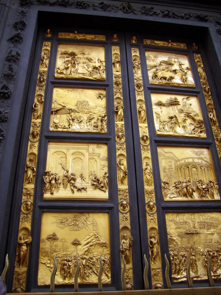 Baptisterium_Florence_Eastern_Gate