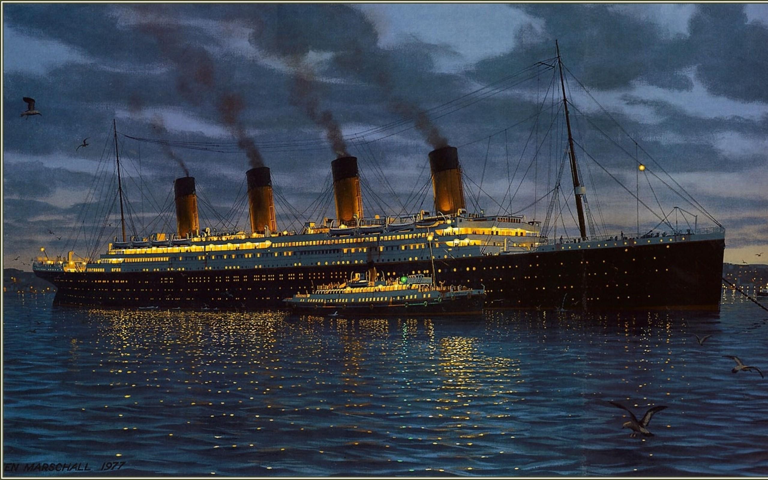 Корабль_Титаник