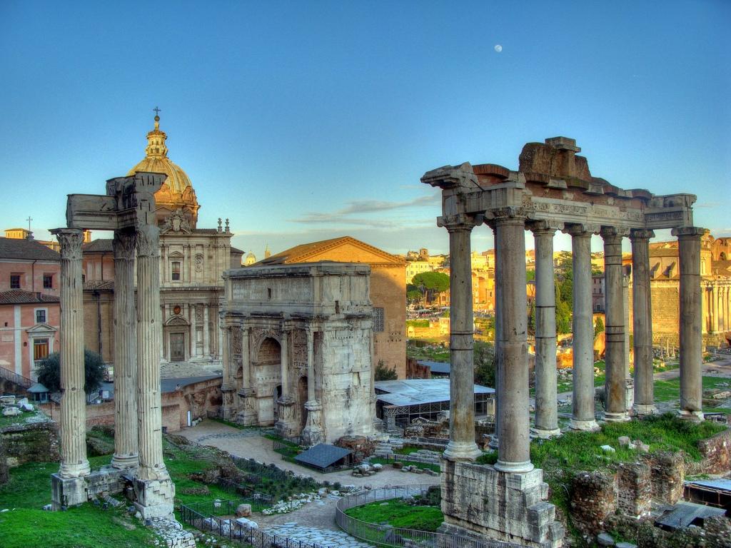 forum-rome-italy