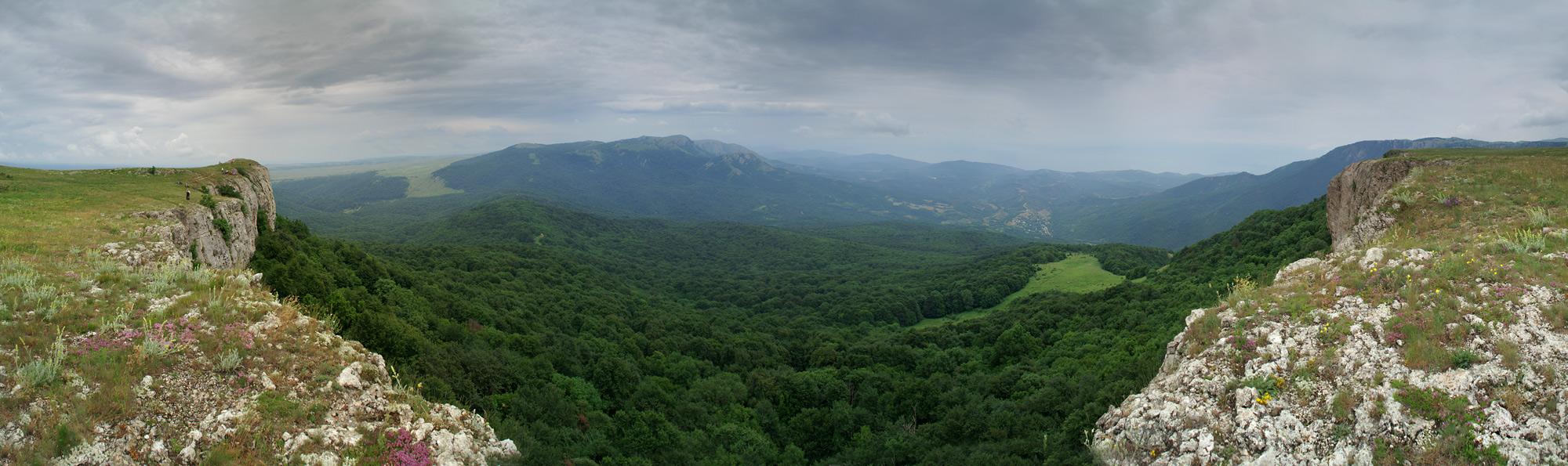 Крымские_горы