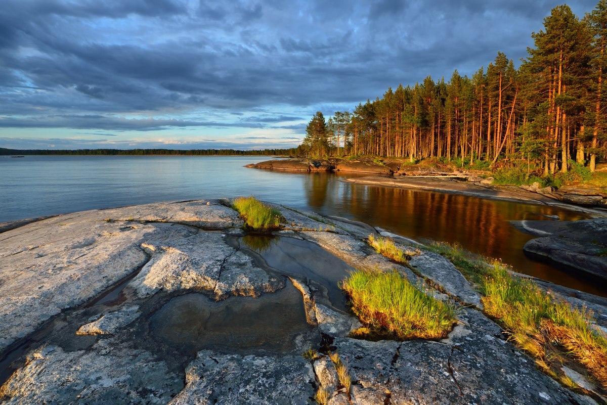 Ладожское_озеро_Карелия