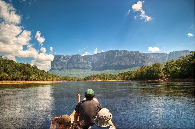 Canaima-Канайма_Национальный_парк_Венесуэла