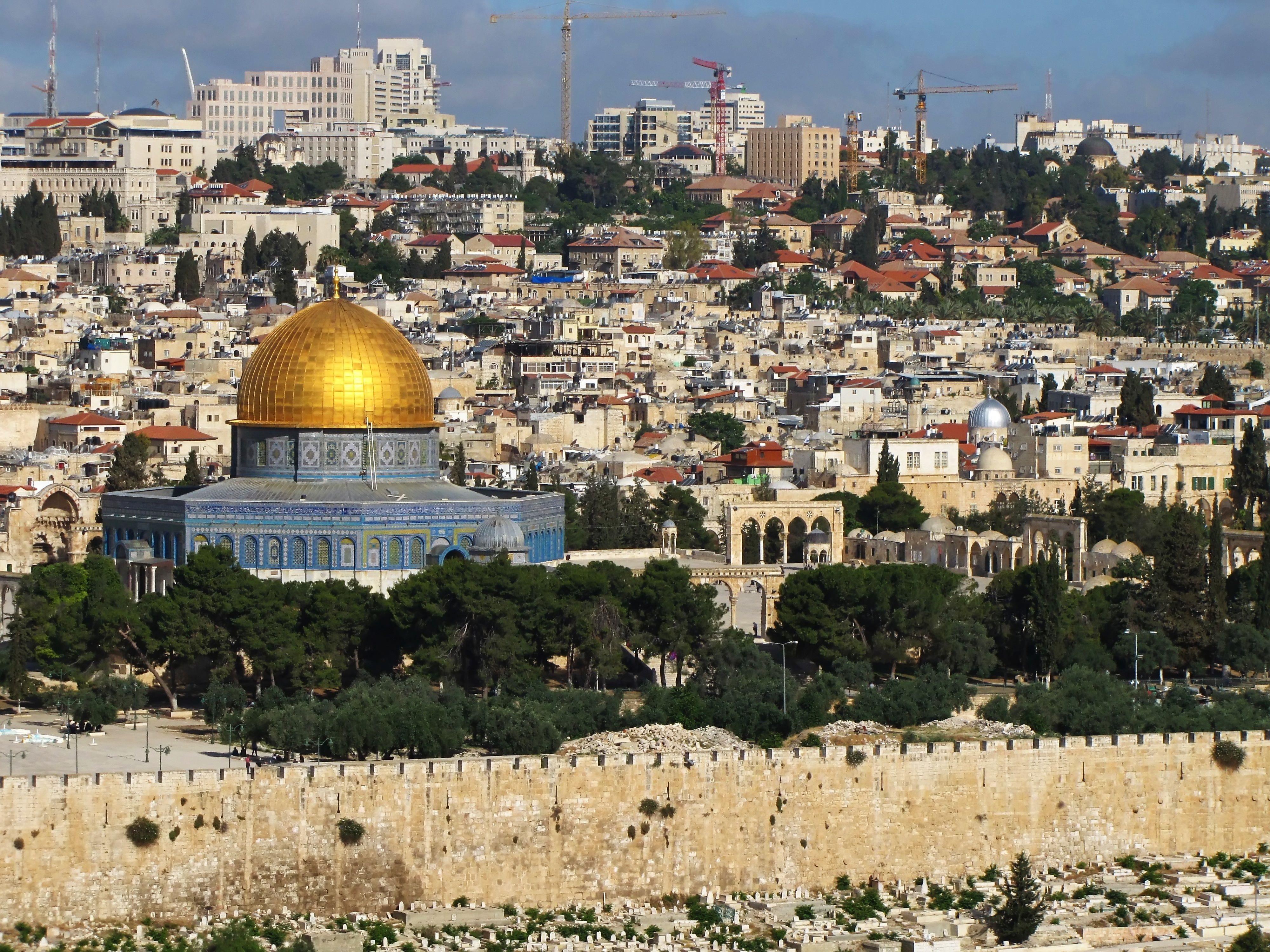 Мечеть_Куббат_ас_Сахра_Иерусалим