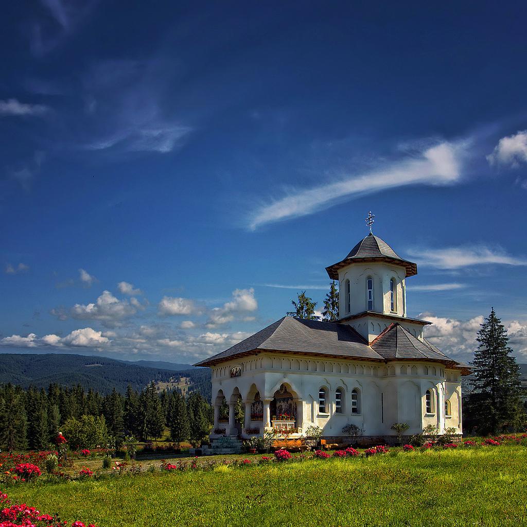 Трансильвания_церковь_Румыния