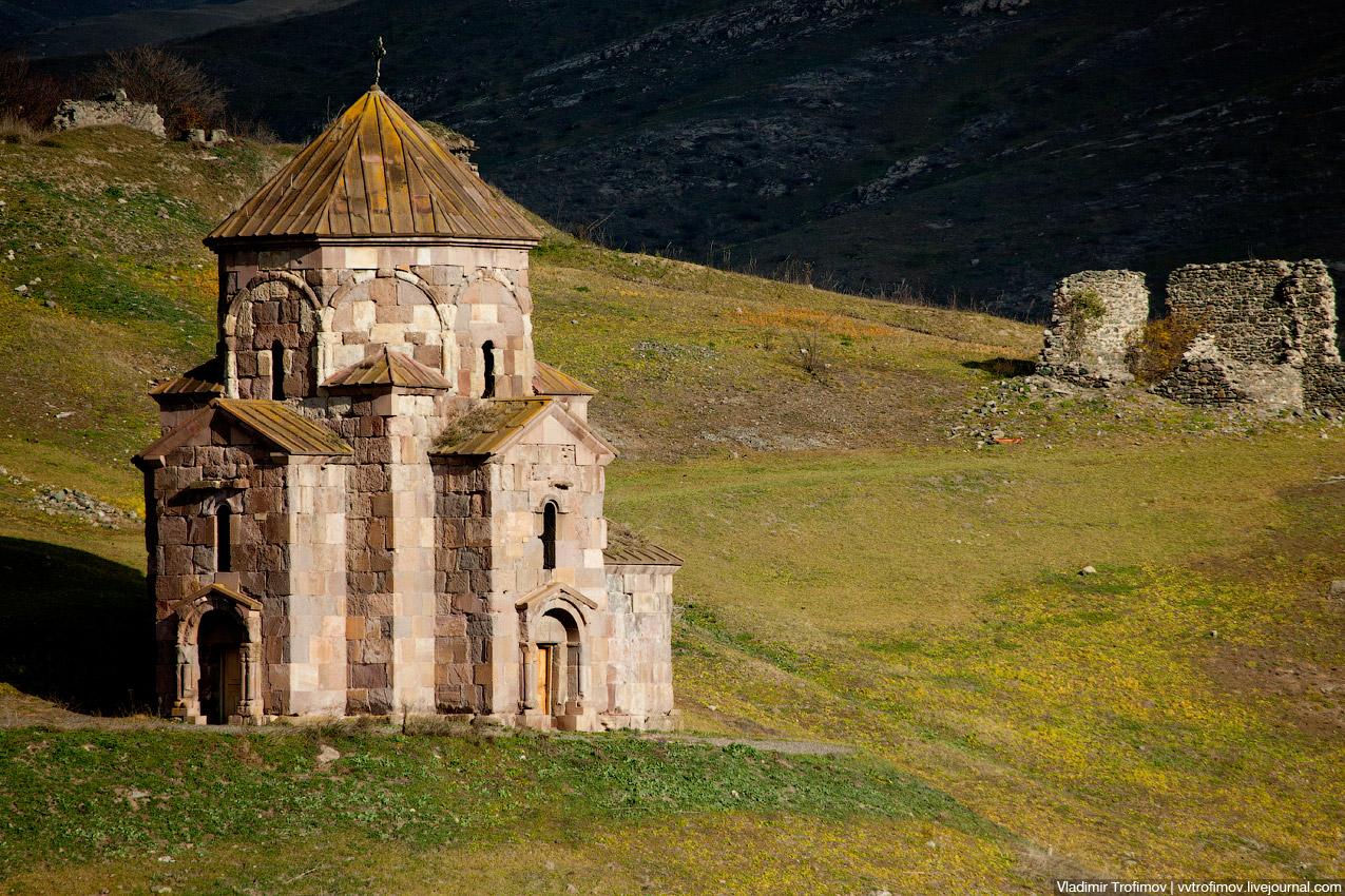 церковь_Иджеван_Армения