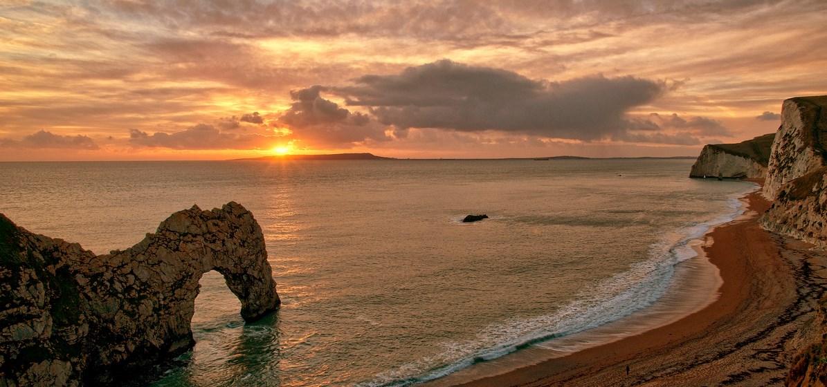 England_durdly_door_Англия_вид_на_море
