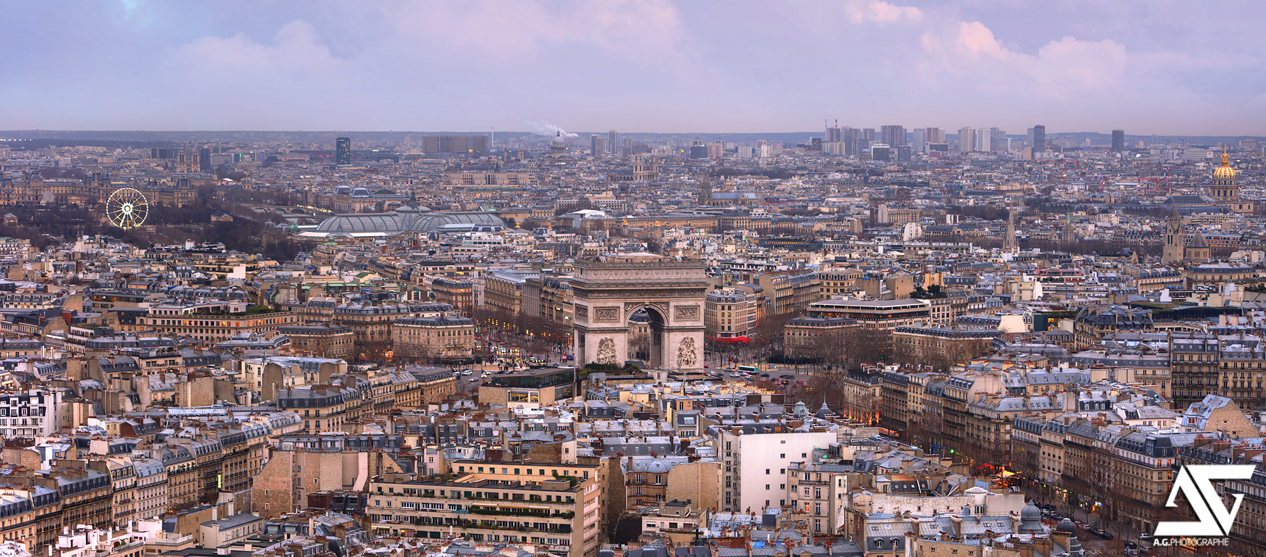 панорама_парижа_Париж_вид_сверху_высокое_качество