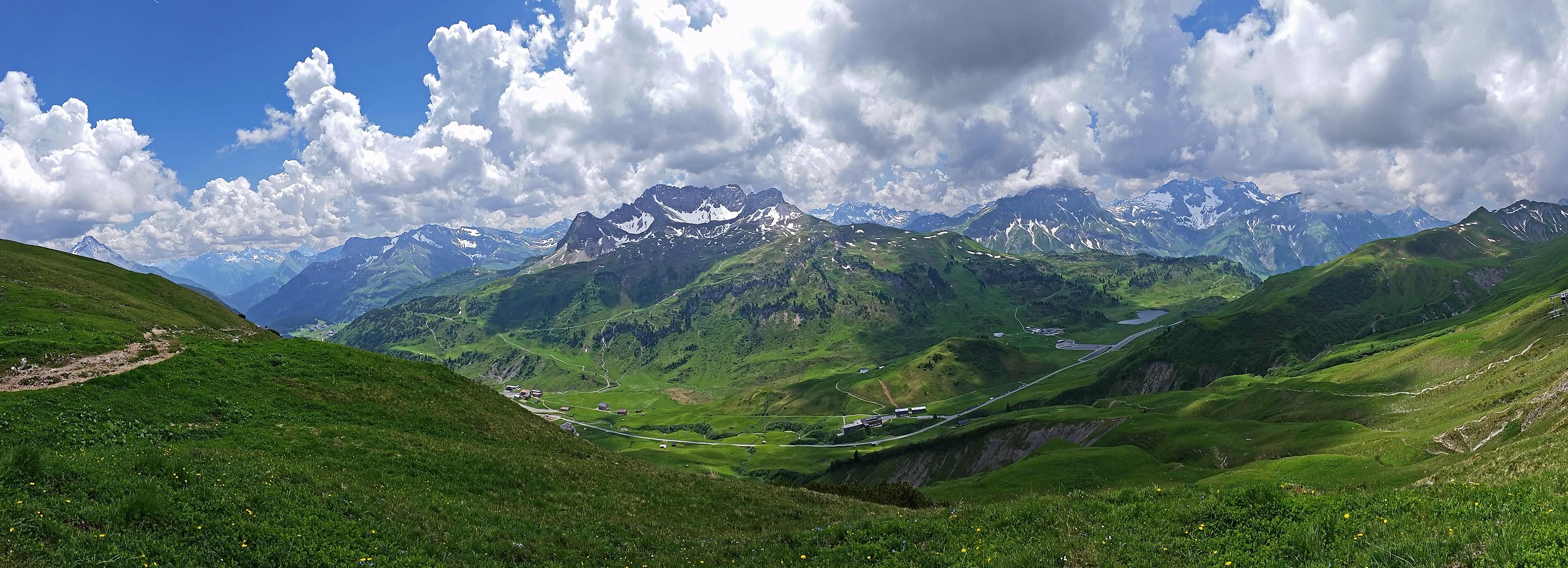 Альпы_панорама_Альпийский_горный_хребет_Западная_Европа_Alps_original