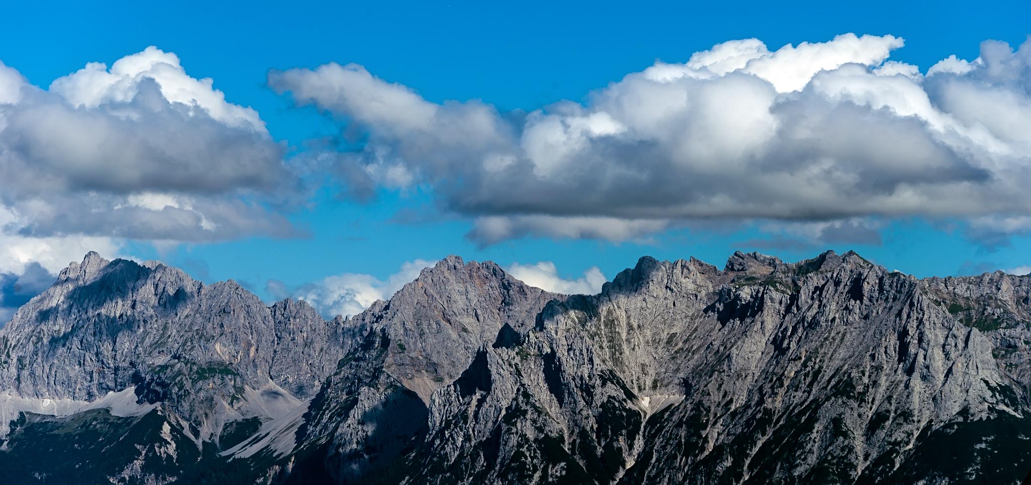 Альпы_Австрия