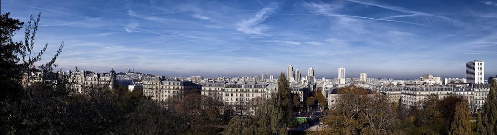 parc_Buttes_Chaumont_парк_бют_шомон_панорама_париж_франция