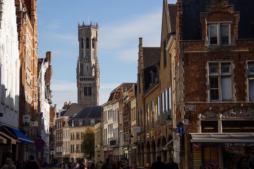 улицы_мира_Брюгге_Бельгия