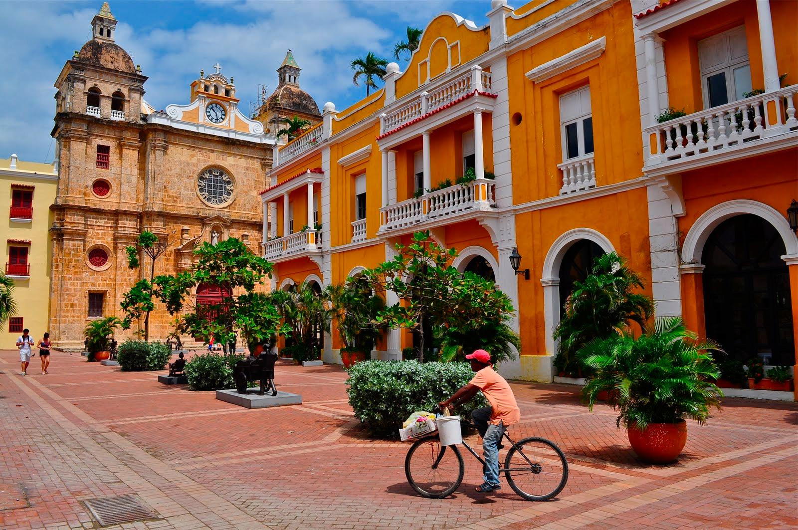 cartagena_Columbia_самые_красивые_места_достопримечательности